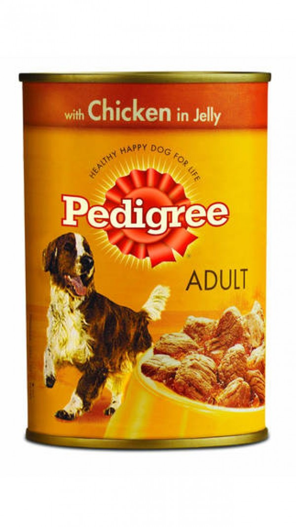 Pedigree Chicken in Jelly 400 gm