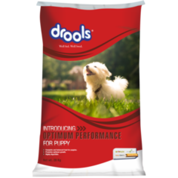 Drools Optimum Performance for Puppy - 20 Kg