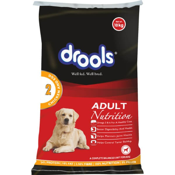 Drools Chicken and Egg Adult -15 Kg