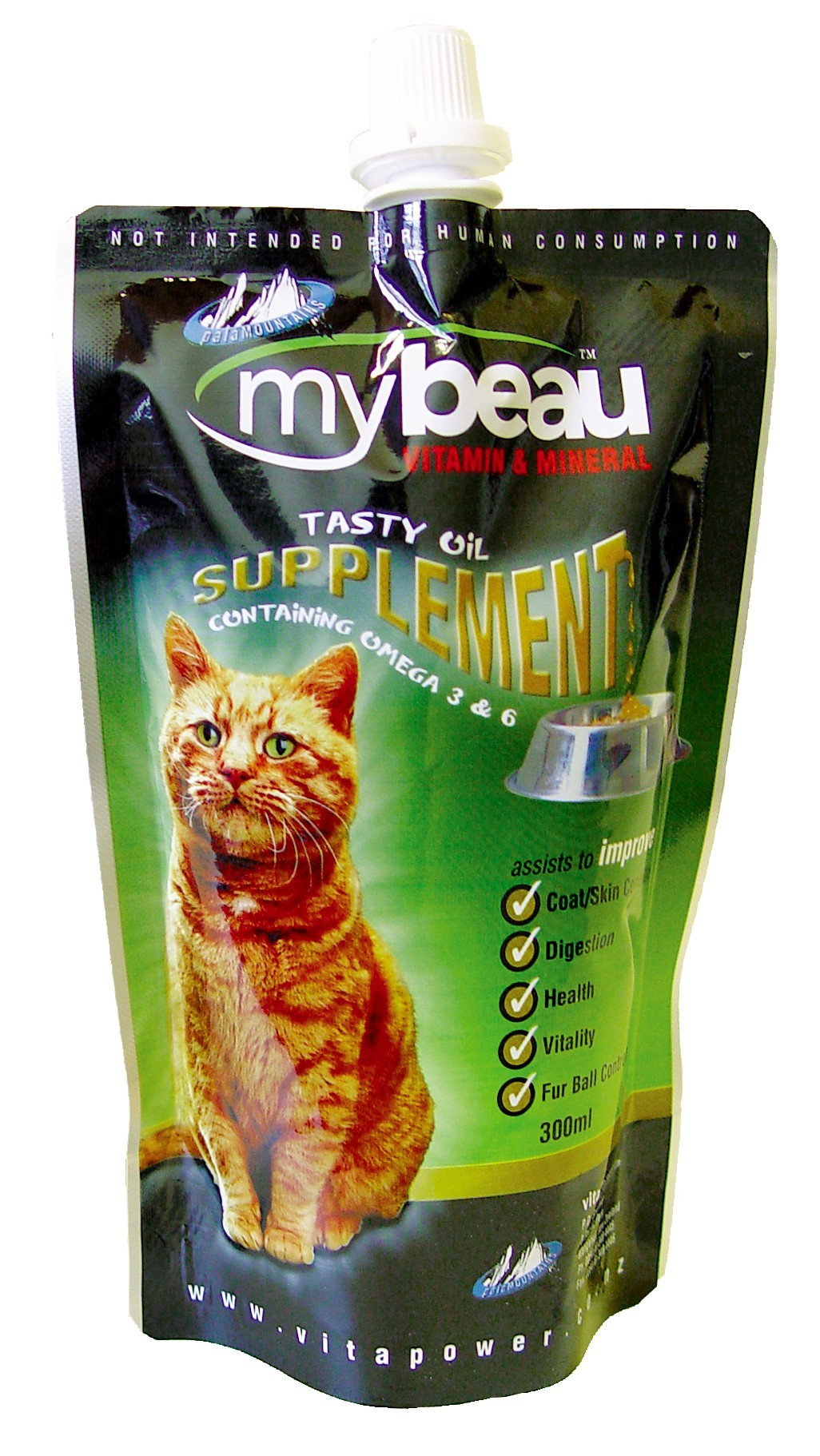 My Beau Cat Supplement - 300 ml