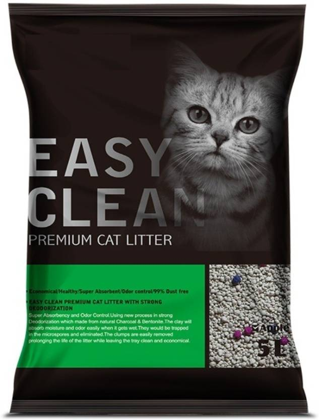 Emily Pets Cat Litter Apple Flavour - 4 Kg / 5 LTR