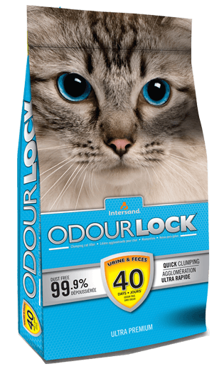 Cat Odourlock Cat Litter - 12 Kg