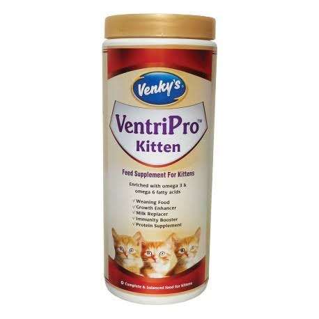 Venky's VentriPro Feed Suppliment for Kitten - 200g